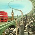 Big Ben Rollercoaster