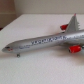 Virgin Atlantic A340 600.